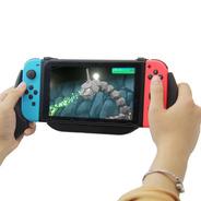 Funda Nintendo Switch Grip Con Carga Accesorios