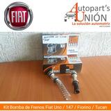 Kit Bomba De Frenos Fiat Uno Fiorino Tucan 147
