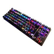Teclado Gamer Mecanico Switch Outemu-blue Full Rgb Njoytech