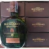 Caja Whisky Buchanans 18 Años (750.ml) 12 Unidades