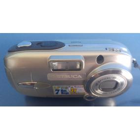 Camera Digital Mitsuca D5377 7 Mp Zoom Optico