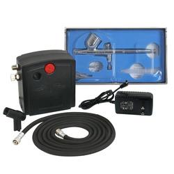 Kit Mini Compresor Aire + Aerografo 25 Psi 71686/ Fernapet