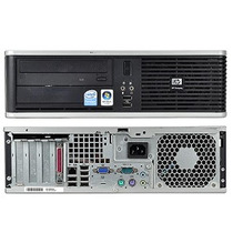 Gran Oferta Equipo Hp 7800 Core 2 Duo Cpu 2gb Para Cyber !!