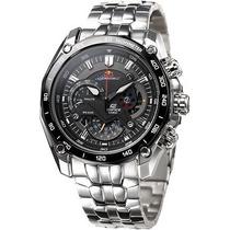 Relógio Casio Edifice Red Bull Ef-550rbsp-1av Completo 12x