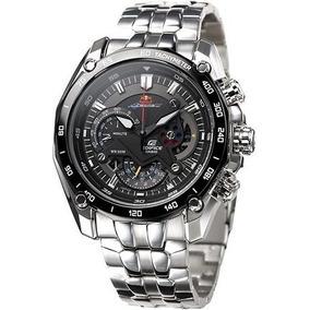 Relógio Casio Edifice Red Bull Ef-550rbsp-1av Promocional