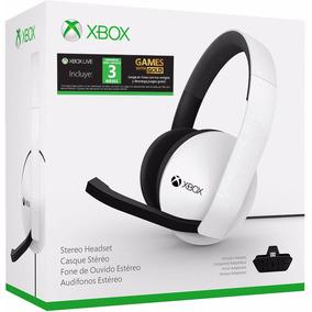 Audífonos Estereo One + Xbox Live 3 Meses Nuevo Y Sellado