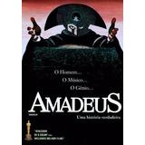 Dvd Filme: Amadeus, Música Clássica, Novo Original E Lacrado