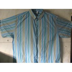 Camisa Roca Wear Hip Hop Tamanho Especial G11 98cmx 88cm 6x