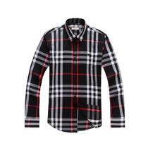 Camisa Social Burberry