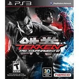 Tekken Tag Tournament 2 Ps3 Nuevo Sellado