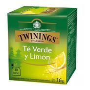 Té Twinings Té Verde Y Limón