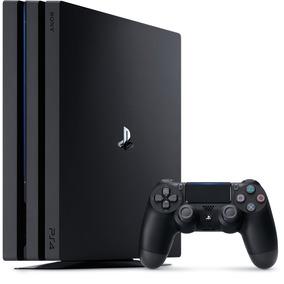 Playstation 4 Pro Console Sony 1tb Ps4 4k Pro Modelo 7116b