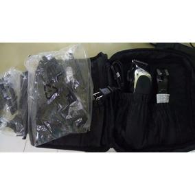 Maquina Para Cortar Cabello Wahl Deluxe Kit Modelo 79524-520