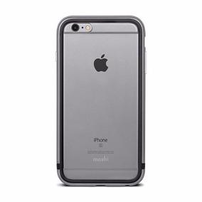 Funda Moshi Luxe Iphone 6/6s Plus Negra