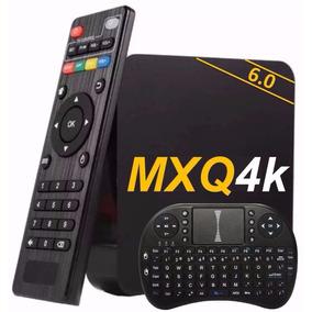 Tv Box Android 4k Smart + Mini Teclado Super Desconto