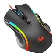 Mouse Gamer Redragon M607 Griffin, Rgb, 7200dpi, 8 Botones