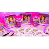 Fiesta Tematica Kit Importado Decoración Infantil