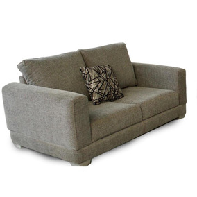 Sofá Loveseat Creed Gris - Fabou Muebles