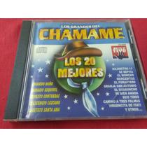 Los Grandes Del Chamame - Los 20 Mejores - Ind Arg