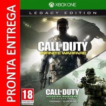 Pré Venda Call Of Duty Infinite Warfare Legacy Edition X-one
