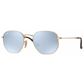 Óculos Ray-ban Hexagonal Rb 3548n 001 30 Nota Fiscal Tam. 51. R  399 30e9ece1ff