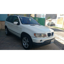 Bmw X5 Top Line 3.0 Lts 280 Hp 2002
