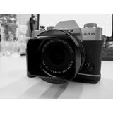 Camara Fujifilm X-t10 + Lente 18 F2 Xf