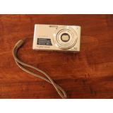 Cámara Sony 14.1 Mp + Cargador + Cable + Estuche+ Adaptador