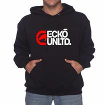 Blusa De Moletom Ecko Unltd- Excelente Qualidade