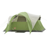 Carpa Coleman Montana 6 Pers. Iglu Impermeable Camping