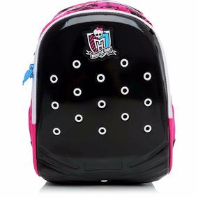 Mochila Infantil Costas Escolar Menina Monster High 63831
