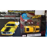 Coleccion La Nacion Ford Mustang Escala 1: 24 Numero 1
