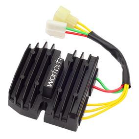 Regulador Retificador Voltagem Mirage 650 Mosfet