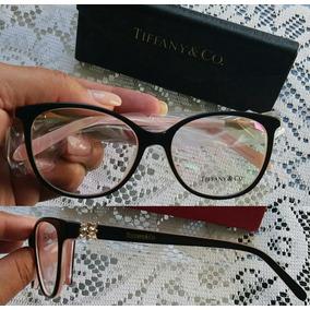 Armação Feminina De Óculos De Grau Tiffany Strass