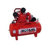 Compressor Ar Industrial 20/200 3p Trifásico 20/380v Motomil