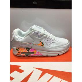 Nike Shox Air Max 90 Feminino