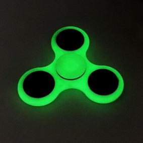 Fidget Spinner Fluorescente Mayor Y Detal