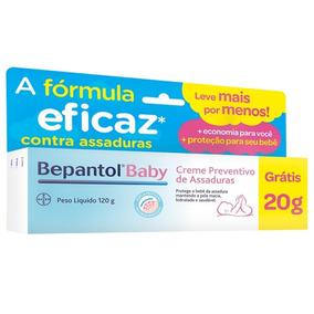 Bepantol Baby Creme Para Prevenção De Assaduras 100g +20g