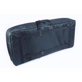 Bag Capa Teclado 6/8 Acolchoada Casio Roland Yamaha Frete Gr