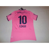 Camiseta De Boca Roman L