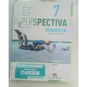 Perspectiva Geografia 7° Ano Cláudia Livro Do Professor