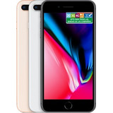 Apple Iphone 8 Plus 256gb Nuevo + Lamina Y Funda