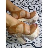 Zapatos De Tacon De Temporada Vestir A La Moda Envío Gratis