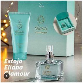 Estojo Eliana Glamour Grátis 1 Sabonete Jequiti