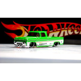 Custom ´62 Chevy C-10 Pick Up Apache Hot Wheels Surf´n 2017