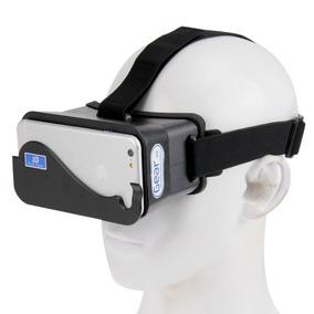 Vr Caja Auricular Nj-3d1688b Diy 3d Google Cardboard Glasse