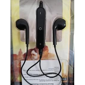 Audífonos Bluetooh Sports Estereo Con Microfono