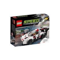Lego Audi R18 E-tron Quattro Speed Champions 75872 Le Mans