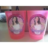 Vasos Plasticos Personalizados Violetta Cumpleaños 10u