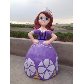 Piñata De Princesa Sofía